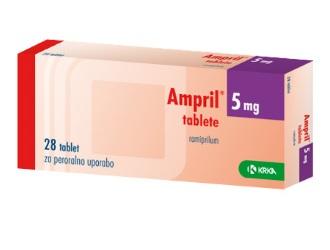 Амприл таблетки инструкция по применению