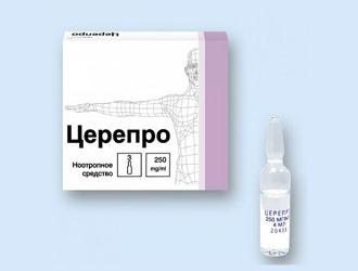 Лекарственный препарат глиатилин